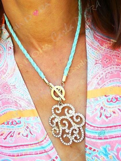 bijoux fantaisie collier arabesque or, bijou fantaisie femme