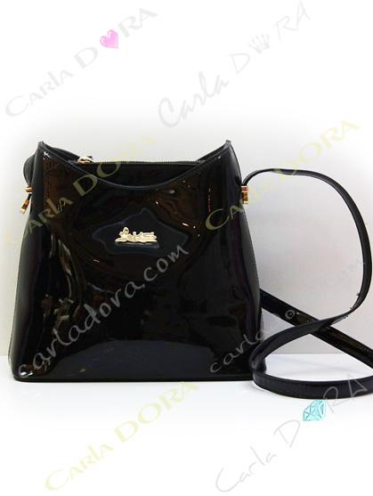 sac main femme vernis sac brillant noir pour femme