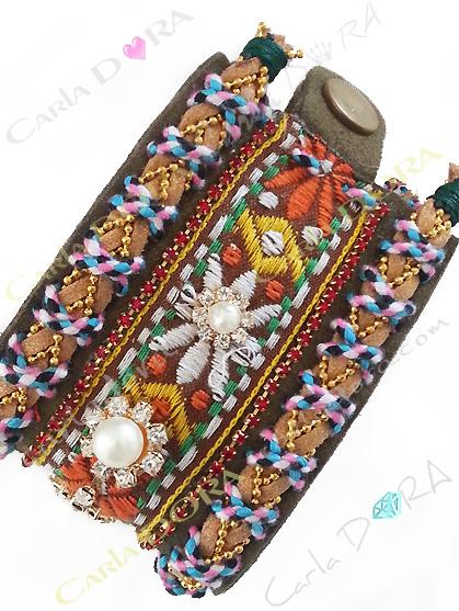 bijoux fantaisie bracelet femme hippie chic souple, bracelet fantaisie bresilien souple hippie chic femme