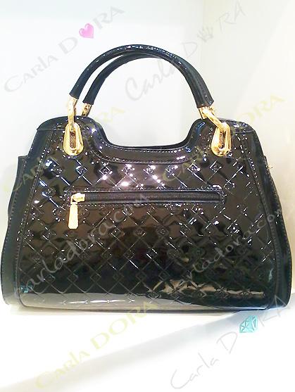 sac a main noir brillant sac brillant femme
