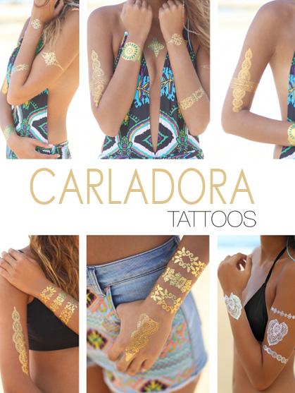 tatouage a coller sur peau claire ou foncee tatouage ephemere a coller sur peaux claires