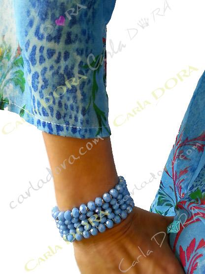 tunique femme voile motif fleuri bleu turquoise, top femme tunique printemps ete a la mode