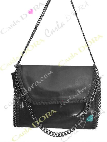 sac a main noir metalise femme tendance , pochette de soiree noire nacree metalisee