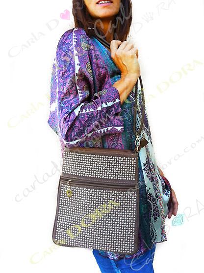 sac a main femme original camel cloute or