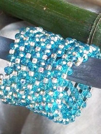 bracelet femme tourbillon turquoise bracelet tendance femme