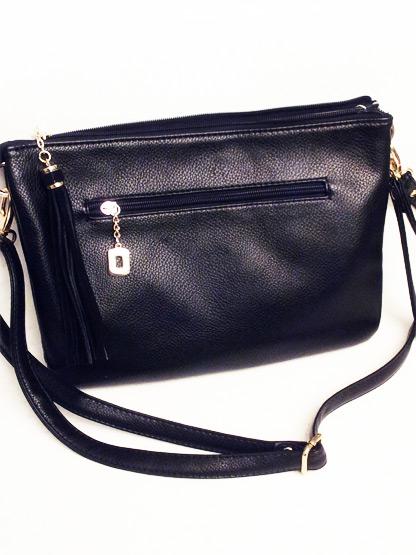 sac pochette daim noir main fatima strass, sac a main pochette en daim strass cristal argent