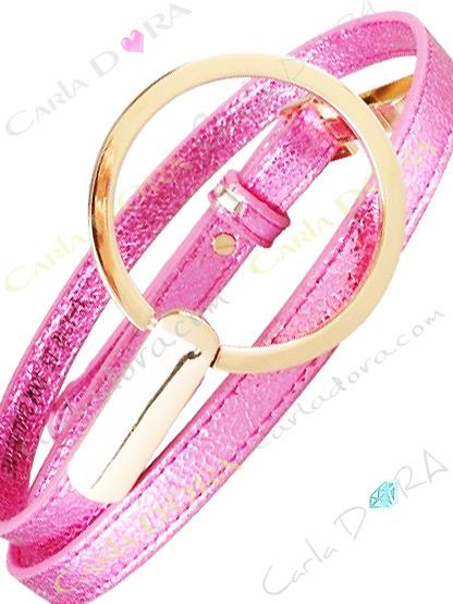 ceinture pour femme aspect cuir ancien metalise , accessoire ceinture femme